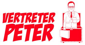 Vertreterpeter Logo