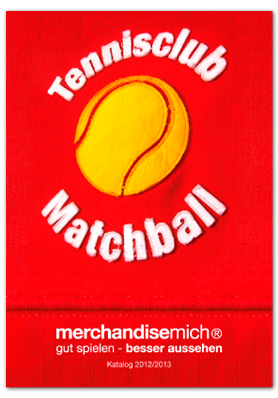 """Katalog Kollektion """"Tennisclub"""""""
